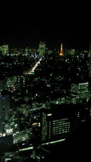 夜景が綺麗!