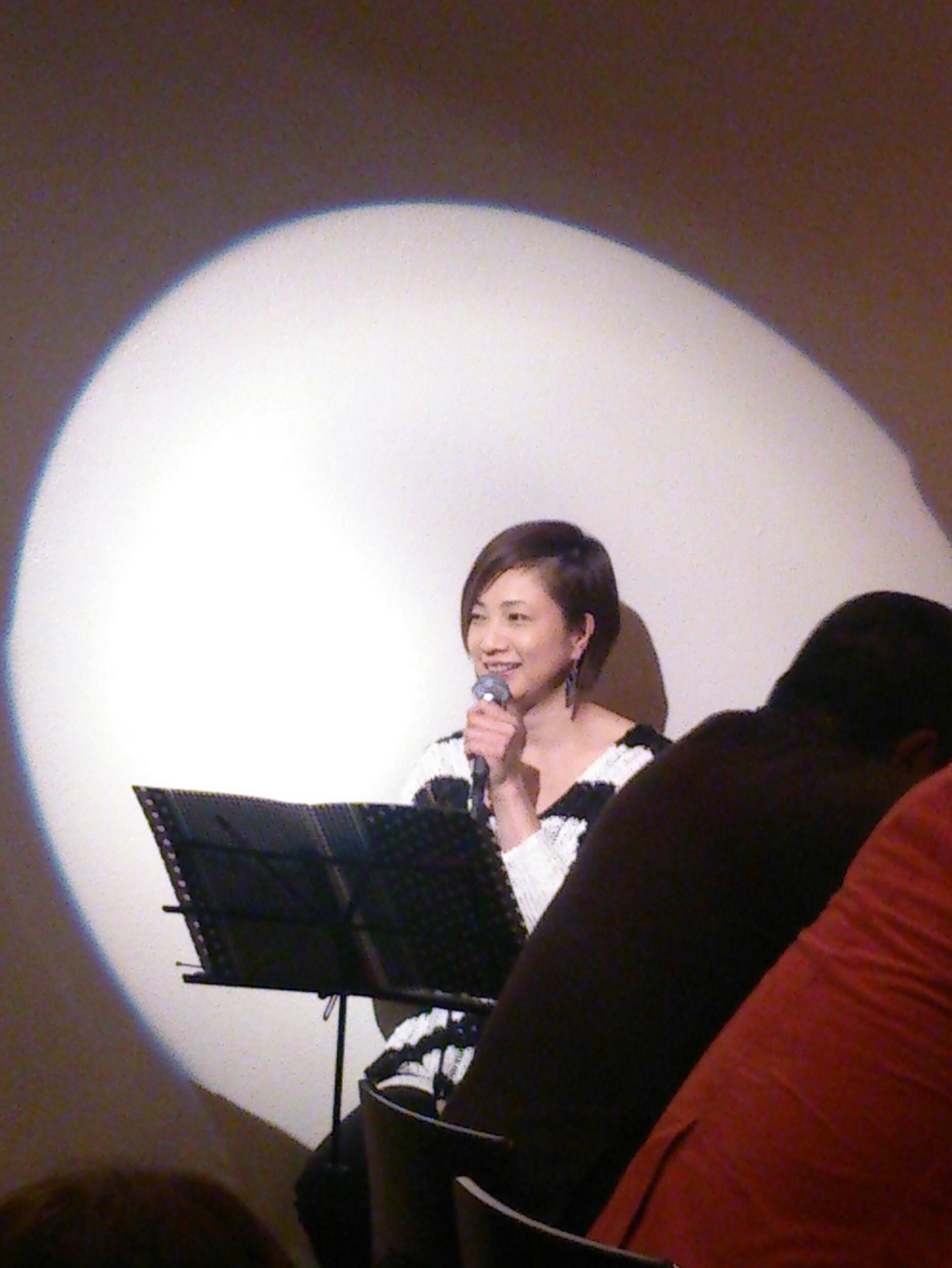Sally live♪