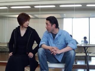 稽古場写メ