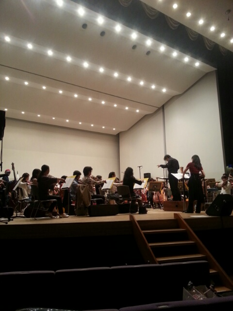 佐倉市民音楽ホール