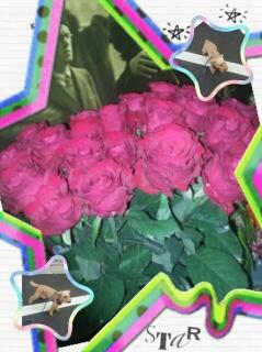 薔薇(^^)d