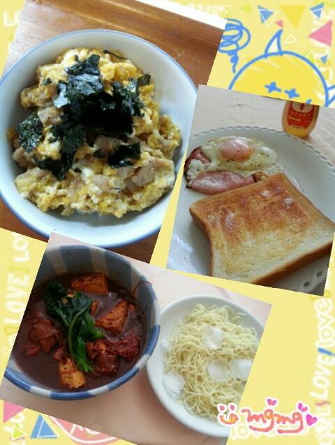 朝食&ランチ